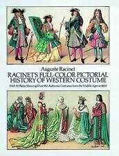 Racinet's Full-Color Pictorial History of Western Costume : With 92 Plates...