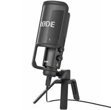 Rode Nt-Usb Versatile Condensor USB Microphone in Studio Quality Incl.