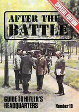 After The Battle 19 Hitlers Headquaters Wolfsschanze Felsennest Fuhrersonderzug