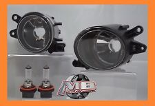 2002 2003 2004 2005 AUDI A4 replacement clear fog light lamp w bulbs