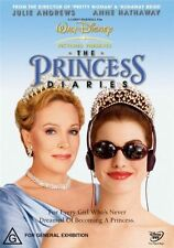 The Princess Diaries * NEW DVD * Anne Hathaway Mandy Moore Julie Andrews