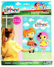 NEW  LALALOOPSY 1- PARTY GAME FOR 2-8 PLAYERS---  PARTY SUPPLIES