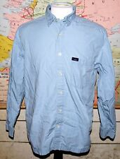 Vintage Tommy Hilfiger Tommy Jeans Spell Out Button Down Dress Shirt Size M
