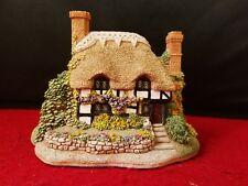 "Lilliput Lane English Cottages Miniature Marigold Meadow 4.5 × 3.5 × 3.25""h"