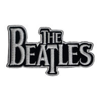 The Beatles Music Logo Patch Iron On Patch Sew On Badge Patch Embroidery Patch