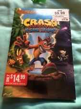 Crash Bandicoot N Sane Trilogy Official Strategy Guide
