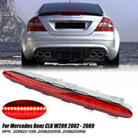 Troisième 3e Terza Luce Feu stop LED Lampe Pour Mercedes Benz CLK W209 2002-2009
