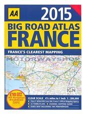 Atlanten & Landkarten für Frankreich