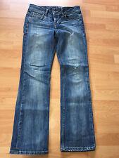 "HILFIGER DENIM - Damen Jeans ""RUBY ALABAMA STRETCH"" - blue - W28/L32 used-look"