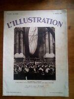 L'ILLUSTRATION N°4743 - 27 JANVIER 1934 AUX MORTS DE L'EMERAUDE