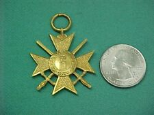 Vintage Bulgaria Military Order of Bulgarian Bravery Medal 2nd Class