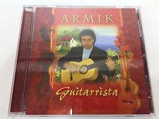 Armik Guitarrista CD 2007 Bolero Records Instrumental New Age Flamenco Music VG