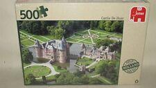 Jumbo 18343 Puzzle De Château Cheveux 500 Pièces NEUF