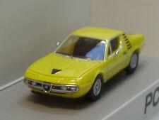 Premium Alfa Romeo Montreal, gelb - PCX 870074 - 1:87