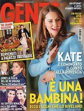 Gente 2015 4.Kate Middleton,Michelle Hunziker,Joaquin Cortes,Stephanie di Monaco