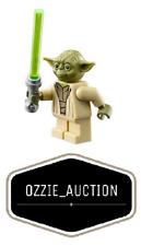 Lego Star Wars Yoda Minifigure [75168 75142]