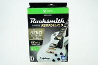 Rocksmith 2014 Edition Remastered: Xbox One [Brand New]