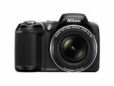 Nikon COOLPIX L810 16.1MP Digital Camera - Black