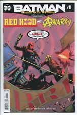 BATMAN: PRELUDE TO THE WEDDING: RED HOOD VS. ANARKY #1 - DC COMICS/2018