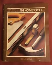Vintage 1976 Time Life Books THE HOME TOOL KIT  Home Repair and Improvement