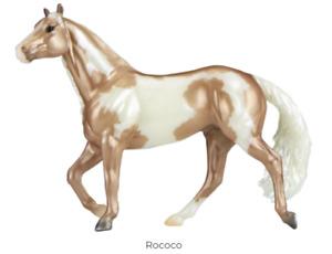 Breyer Model Horse Breyerfest 2021 SR PRESALE Stablemate Decorator Rococo SM