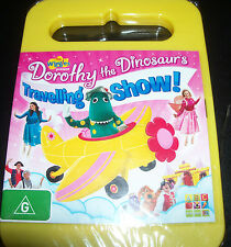 The Wiggles Dorothy The Dinosaurs Travelling Show (Au Region 4) DVD - New Sealed