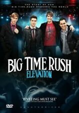 Big Time Rush: Elevation (DVD, 2013)