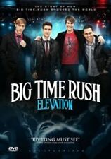 Big Time Rush: Elevation DVD - James Maslow Nick Nickelodeon Big Brother USED