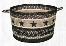 Country new large STAR Basket with handles