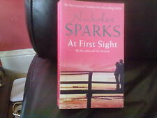 At First Sight-Nicholas Sparks Paperback English Genre Fiction Sphere 2006