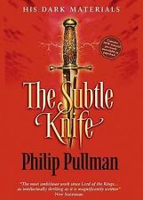 The Subtle Knife: His Dark Materials 2, By Philip Pullman,in Used but Acceptable