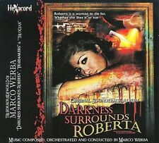 The Horror Film World by Marco Werba CD NEW SEALED IMPORT