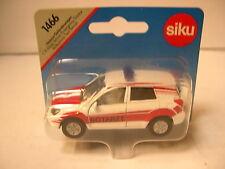 Siku TOYOTA RAV4 Notarzt Ambulanza RIF. 1466