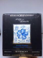 GIVENCHY ANGE OU DEMON JASMIN SAMBAC profumo 60ml Harvest  2010 Limited Ed.