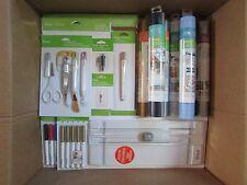 New Cricut Explore Materials & Tools Bundle