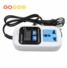 W2002 250V/10A Digital display Temperature Controller Socket Automatic switch