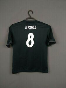 Kross Real Madrid Jersey Youth 11-12 y 2019 Third Shirt Football CG0670 ig93