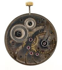 ETRNA SWISS LEVER POCKET WATCH MOVEMENT SPARES OR REPAIRS VV68