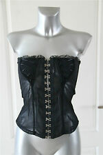 Luxurious Corset Lycra Black suggest By Pain Of Sucre Size 2 (30-40) Val