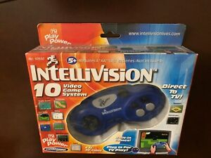 Intellivision 10 Video Game System from Technosource