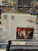 Duran 2 LP Duran Limited Edition White Vinyl 2020 Versiegelt