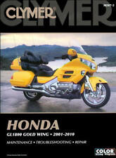 2001-2010 Honda Gold Wing Goldwing GL1800 GL 1800 CLYMER REPAIR MANUAL M507