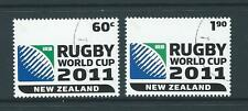 NEW ZEALAND 2010 RUGBY WORLD CUP 2011 FINE USED