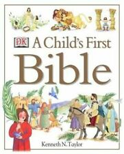 NEW A Child's First Bible By DK Publishing Hardcover Free Shipping