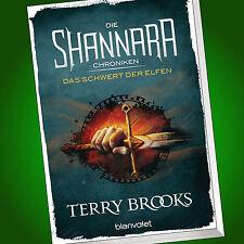 DIE SHANNARA CHRONIKEN (Band 1)   DAS SCHWERT DER ELFEN   TERRY BROOKS (Buch)