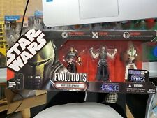 Star wars 30th anniversary Evolutions Vader's Secret Apprentice Starkiller Galen