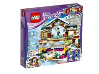 LEGO® Friends 41322 Eislaufplatz im Wintersportort  - NEU / OVP