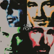 U2 - POP  (180g Double LP Vinyl) sealed