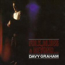 Davy Graham - Folk Blues & Beyond [New CD] Bonus Tracks, Rmst, Jewel Case Packag