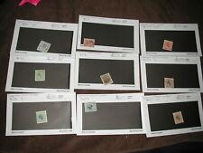 Danish West Indies Stamp lot 28 29 J1 51 52  54 55 56 57